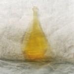 geel flesjje